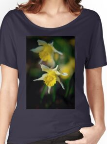 wild daffodils Women's Relaxed Fit T-Shirt