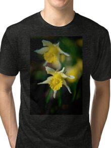 wild daffodils Tri-blend T-Shirt