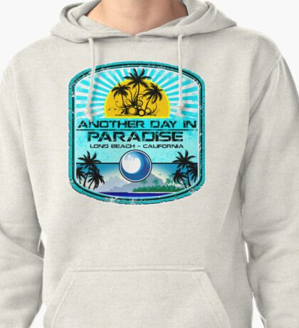 Long Beach Place Pullover Hoodie