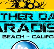 Long Beach Place Sticker
