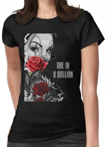 One In A Million Womens Fitted T-Shirt