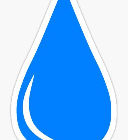 Water Droplet Sticker