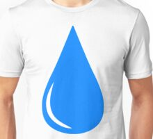 Water Droplet Unisex T-Shirt