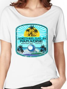 Montego Bay Jamaica Women's Relaxed Fit T-Shirt