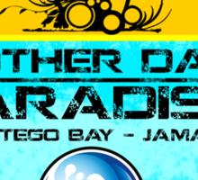 Montego Bay Jamaica Sticker