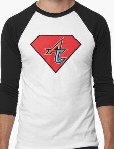 Adventure Club Superheroes Anonymous Men's Baseball ¾ T-Shirt