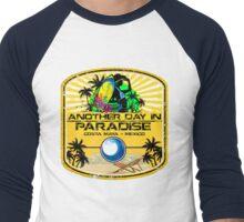 Costa Maya Mexico Men's Baseball ¾ T-Shirt