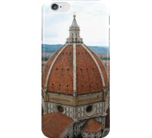 Il Duomo Cathedral Florence iPhone Case/Skin
