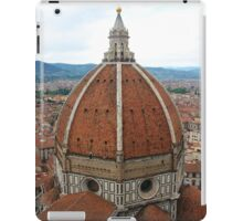 Il Duomo Cathedral Florence iPad Case/Skin