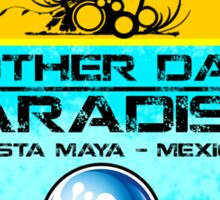 Costa Maya Ocean Blue  Sticker