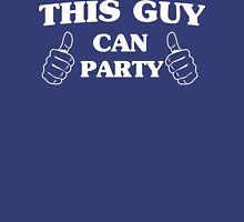 This Guy Can Party Unisex T-Shirt