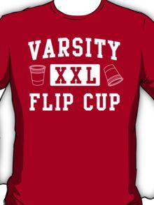 Varsity Flip Cup  T-Shirt