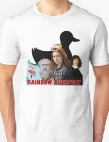 Rainbow Ducktory T-Shirt
