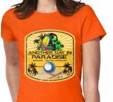Bonair Paradise Place Womens Fitted T-Shirt