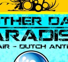 Bonair Beach Party Sticker