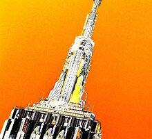 Empire State of Art by Cooly