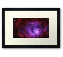 Beautiful Galaxy Framed Print