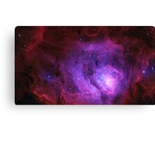 Beautiful Galaxy Canvas Print