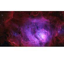 Beautiful Galaxy Photographic Print