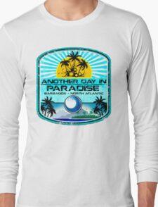 Barbados Beach Island Long Sleeve T-Shirt