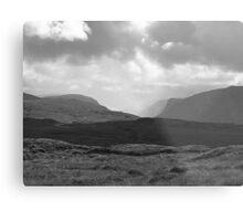 Irish Mist Metal Print