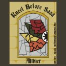 Kneel Before Saad by mightymiked