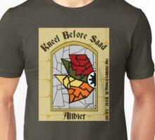 Kneel Before Saad Unisex T-Shirt