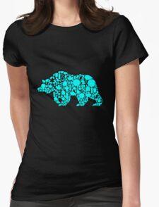Funtastico ALASKA Womens Fitted T-Shirt