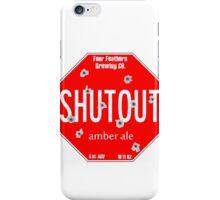 Shutout iPhone Case/Skin