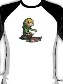 Like A Boss - Toon Link T-Shirt & Stickers T-Shirt