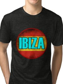 IBIZA Party Is Not Yet Over Tri-blend T-Shirt