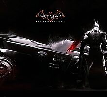 Batman Arkham Knight  by malapipa