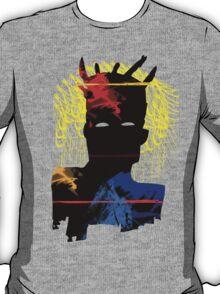 Abstract Basquiat T-Shirt