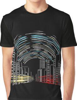 Cityscape Graphic T-Shirt