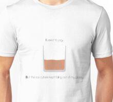 I used to jog. Unisex T-Shirt