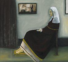 Dahlia Gillespie by Katie Clark