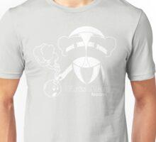crisis defused white Unisex T-Shirt
