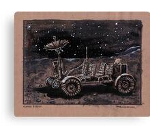 Lunar Rover  Canvas Print
