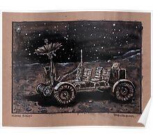 Lunar Rover  Poster