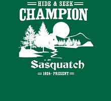 Hide & Seek Champion Sasquatch Unisex T-Shirt
