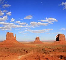 Monument Valley  by Honor Kyne