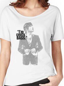 CHUCK BASS Women's Relaxed Fit T-Shirt