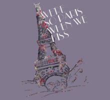 We're So Paris When We Kiss T-Shirt