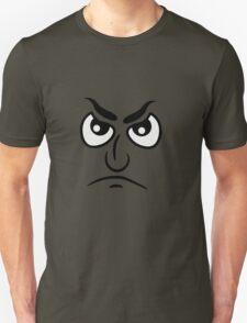 face of anger Unisex T-Shirt