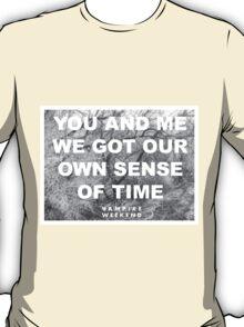 Hannah Hunt - Vampire Weekend T-Shirt