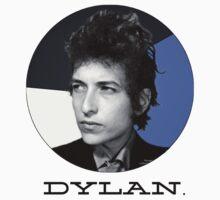 Bob Dylan Circular T-Shirt