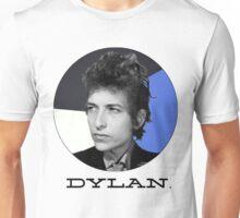 Bob Dylan Circular Unisex T-Shirt