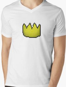 Party Hat Mens V-Neck T-Shirt