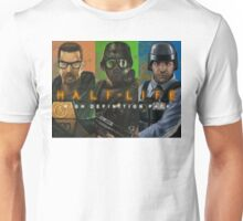 Half Life High Definition Pack Unisex T-Shirt