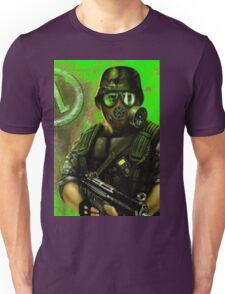 Opposing Forces Unisex T-Shirt